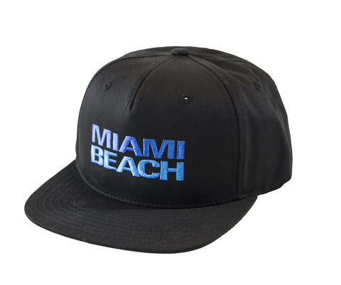 Miami Beach Trucker Cap