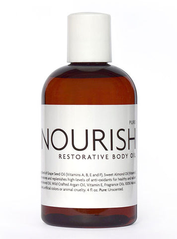 Nourish Health & Beauty Pure Restorative Body Oil