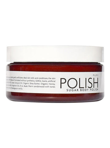 Nourish Health & Beauty Pure Polish Sugar Body Polish