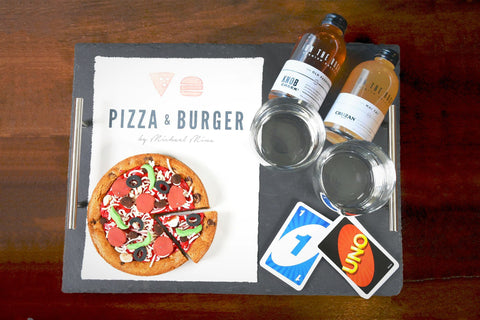 Pizza & Burger by Michael Mina Welcome Amenity