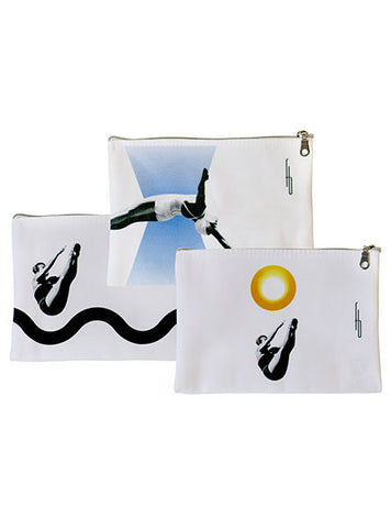 Diver Series makeup bag