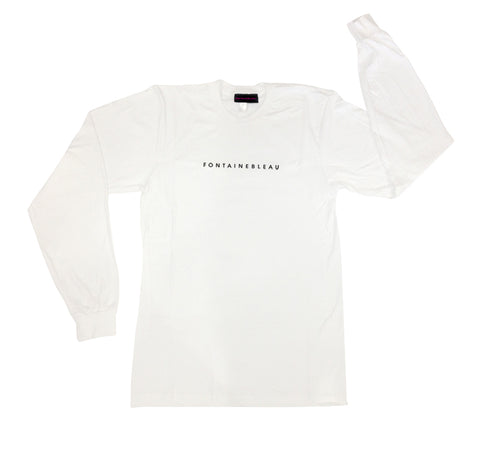 Men's Long Sleeve Fontainebleau Tee