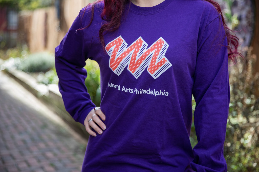 SALE! Mural Arts Long Sleeve Shirt