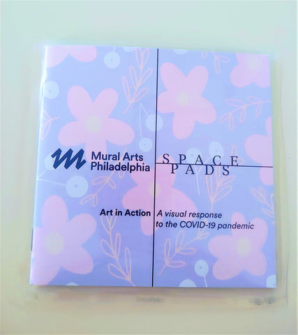 Space Pad: Art in Action Booklet