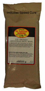 """New"" Bag AC Legg Smoked Andouille Seasoning - Effective Jan. 2017"
