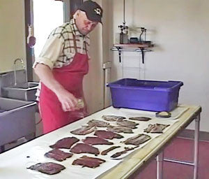 Video Download or Stream- How To Make Deer Sausage, Snack Sticks and Jerky