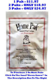 Natural Hog Casings. Home Pack. Stuffs 20 to 25 lbs. of Meat.  Quality Brand