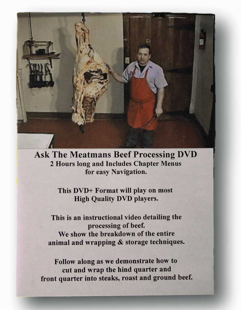 DVD Beef Processing