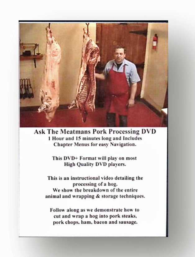 DVD Pork Processing