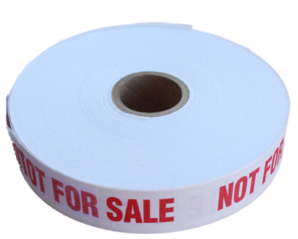 Freezer Tape - Gummed Backing