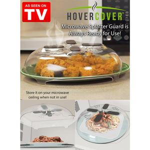 Magnetic Microwave Splatter Guard