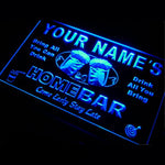 Custom Personalized Home Bar LED Neon Light (60% Off + Free Shipping + No Tax)