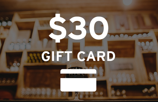 The Mill Gift Card $30