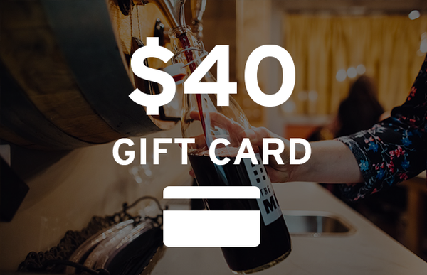 The Mill Gift Card $40