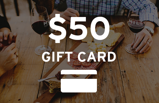 The Mill Gift Card $50