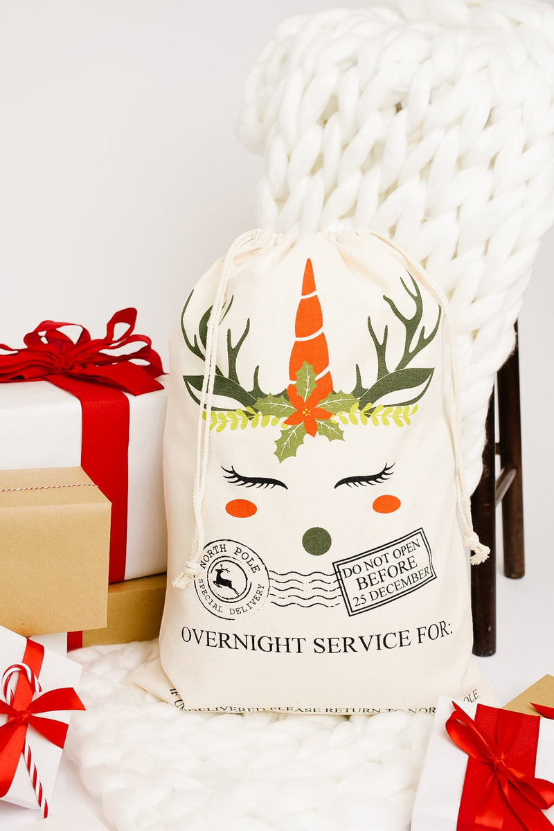 The Overnighter Santa Sack
