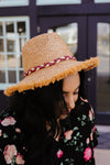 Siesta Or Fiesta Straw Hat