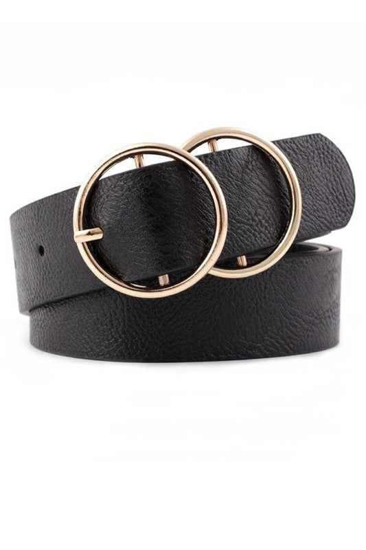 Emma Double O Belt - Multiple Colors