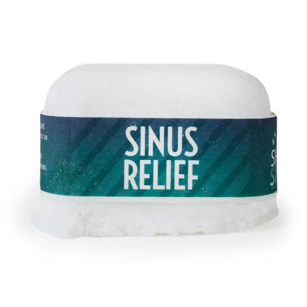 Shower Steamer - Sinus Relief