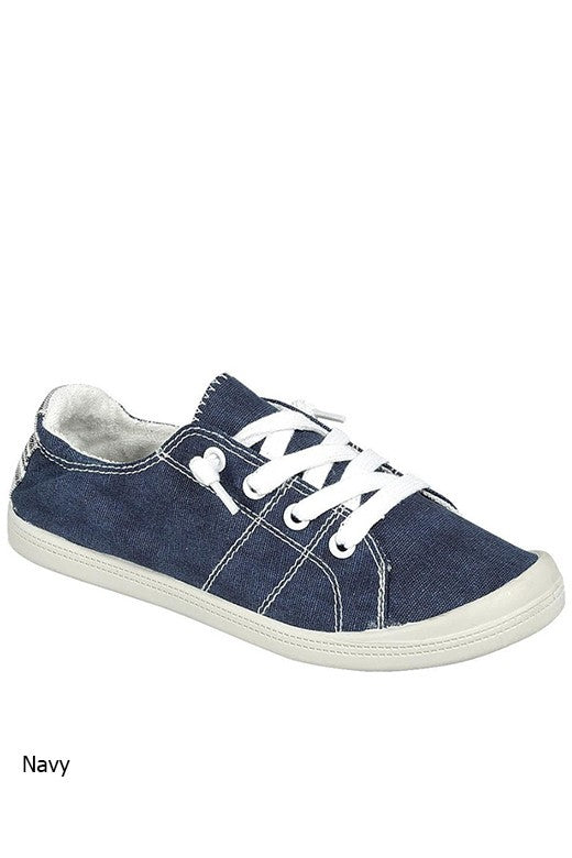 Vanessa Sneakers - Navy