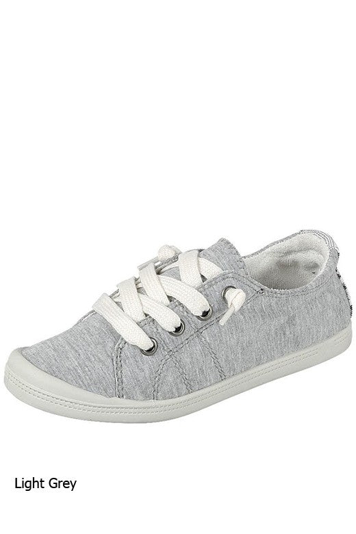 Vanessa Sneakers - Grey