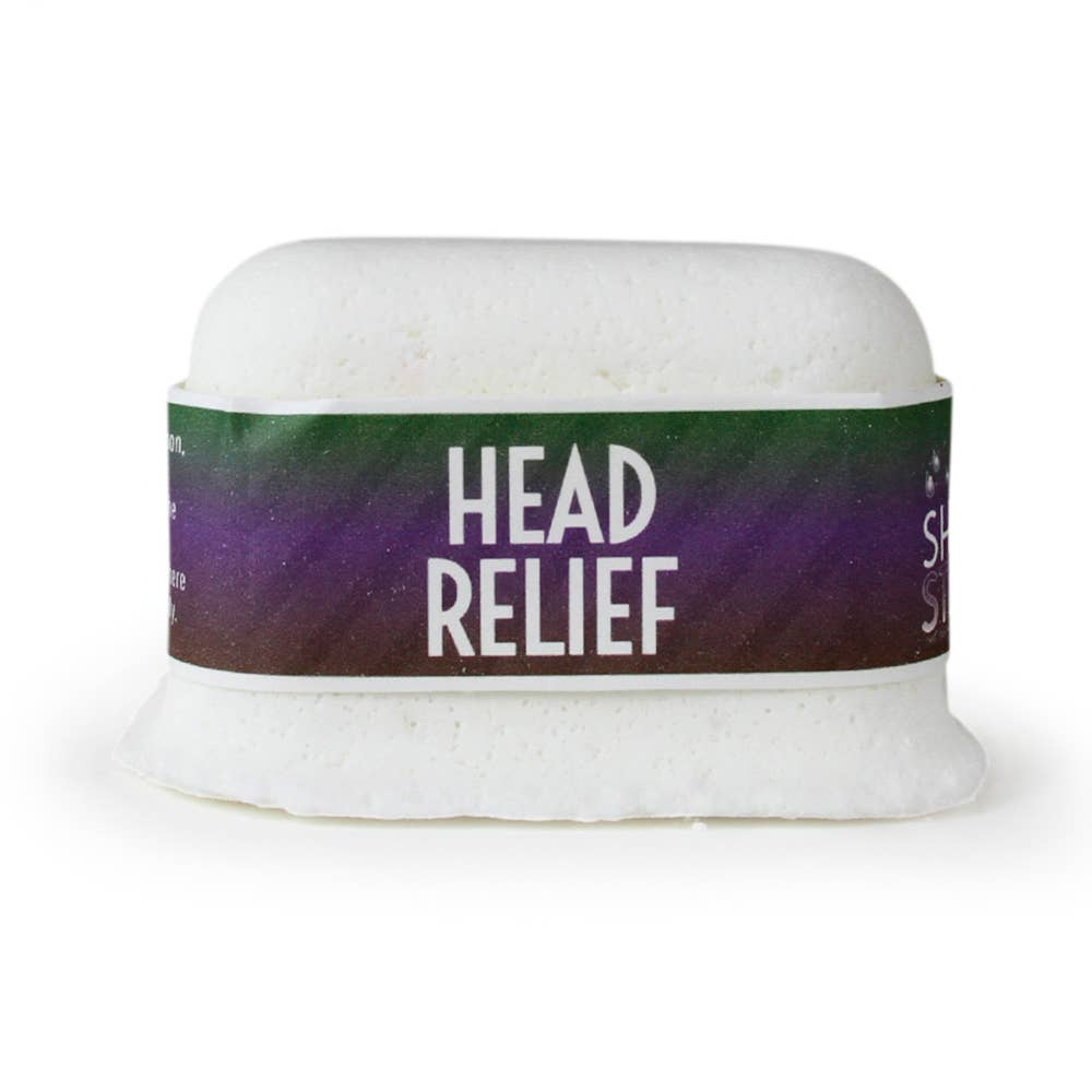 Shower Steamer - Head Relief