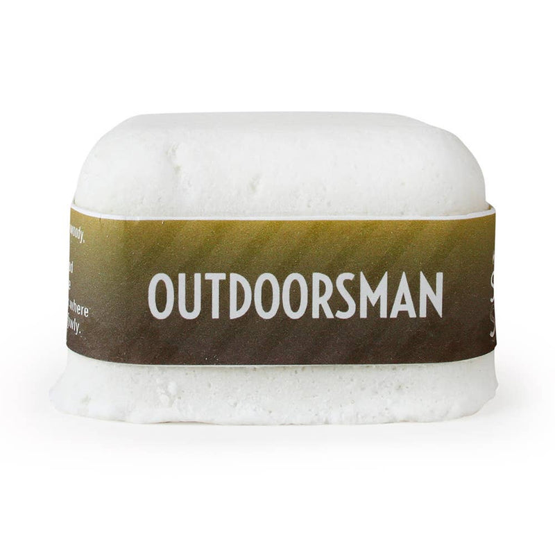 Shower Steamer - Outdoorsman