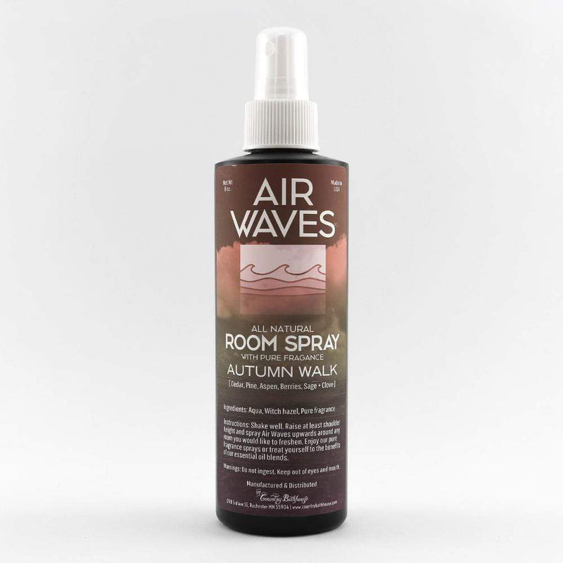 Air Waves Natural Room Spray - Autumn Walk