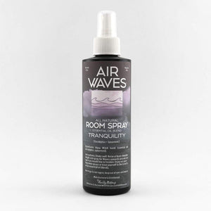 Air Waves Natural Room Spray - Tranquility