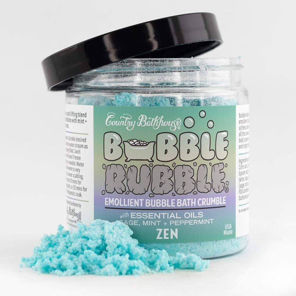 Bubble Rubble - Zen