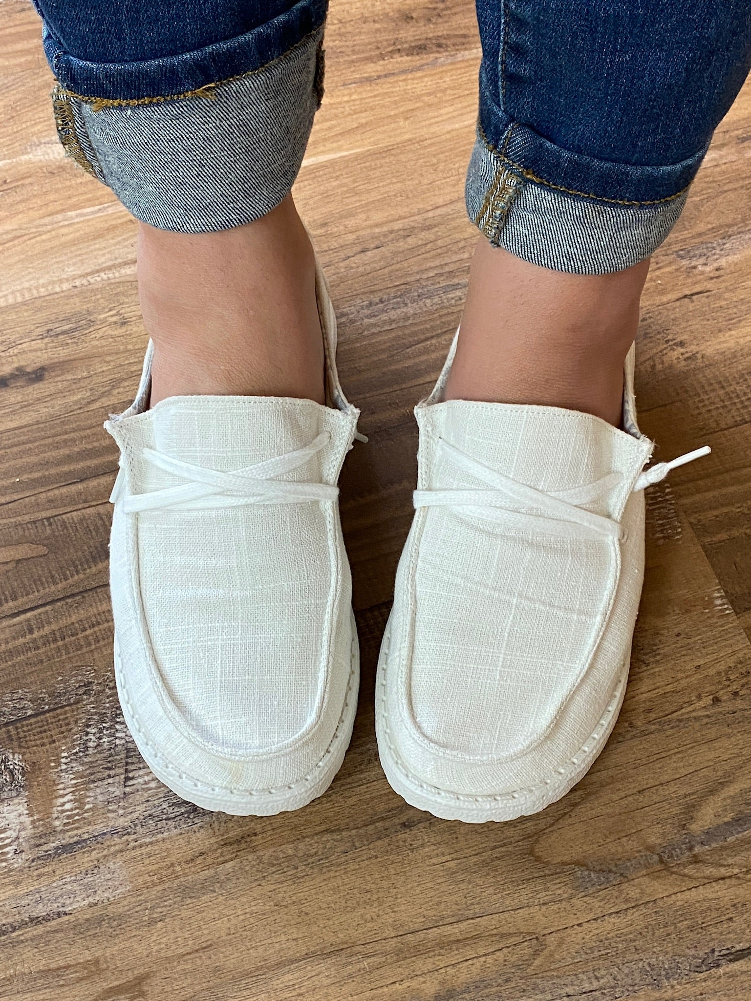 Gypsy Jazz Holly Sneakers - White