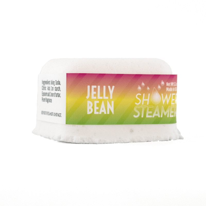Shower Steamer - Jelly Bean