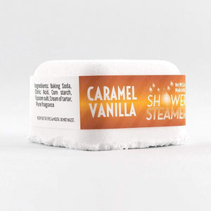 Shower Steamer - Caramel Vanilla