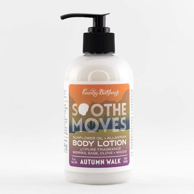 Soothe Moves Body Lotion - Autumn Walk