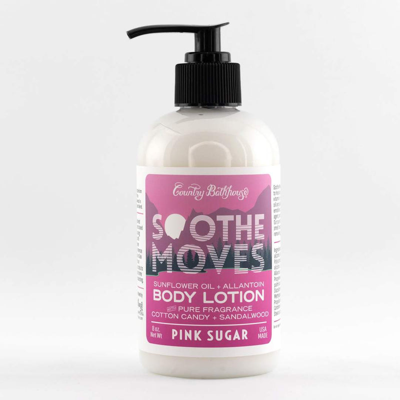 Soothe Moves Body Lotion - Pink Sugar