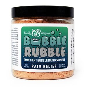 Bubble Rubble - Pain Relief