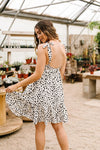 Darling Dalmatian Spot Dress