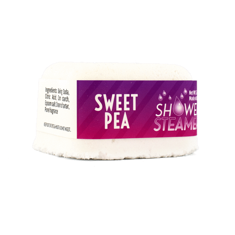 Shower Steamer - Sweet Pea