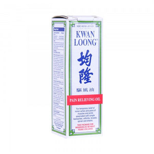Kwan Loong(Pain Relieving Oil) 均隆驱风油 57ml