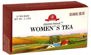 Absolute-Natural Women's Tea 當歸紅棗茶