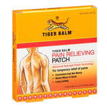 Tiger Balm Pain Relieving Patch 虎标镇痛药布