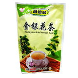 Ge Xian Weng Honeysuckle Herbal Tea 葛仙翁金银花茶 10g x 16