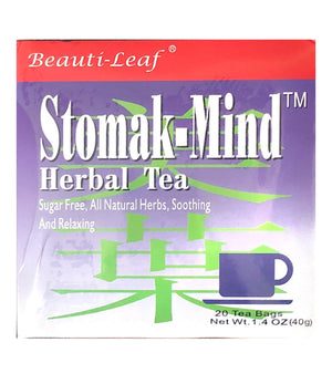 Beauti-Leaf Stomak Mind Herbal Tea 草药茶
