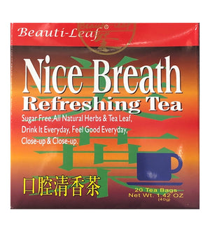 Beauti-Leaf Nice Breath Refreshing Tea 口腔清香茶