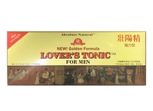 Absolute-Natural Exxx.Ginseng Lover's Tonic For Men 壯陽精(强力型)