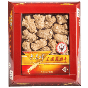 Prince of Peace American Wisconsin Ginseng R5 (MeiGuo Hua Qi Shen R5) 美國花旗参