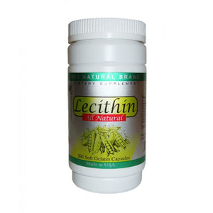 MNC Natural Brand Lecithin MNC 卵磷脂