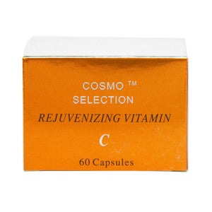 Cosmo Selection Rejuvenizing Vitamin C Facial Oil 60 Softgels