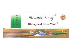 Beauti-Leaf Kidney and Liver Mind Herbal Tea 補腎養肝液