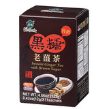Instant Ginger Tea with Brown Sugar 黑糖老薑茶
